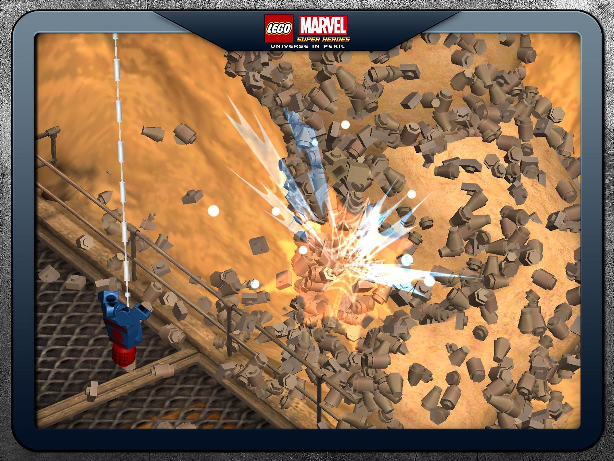 LEGO ® Marvel Super Heroes screenshot #11