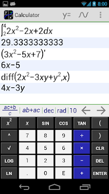 MathAlly Graphing Calculator