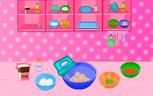 Mini Fish Cakes Cooking Game 8.0.1 screenshots 10