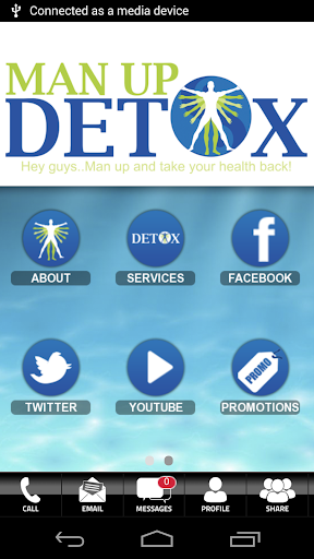 Man Up Detox
