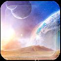 Space World Live Wallpaper Pro