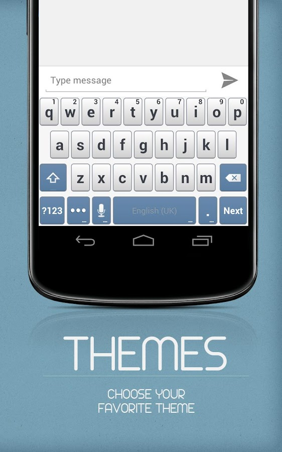 Siine Shortcut Keyboard - screenshot