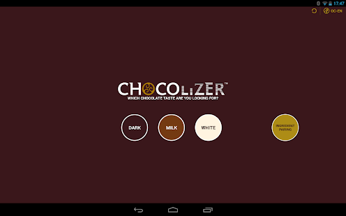 Chocolizer™- screenshot thumbnail