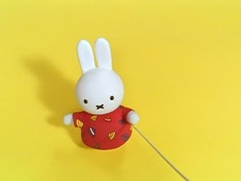 Miffy in the Wind/Miffy's Late for School