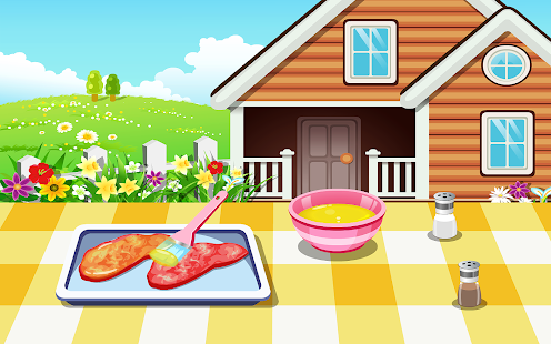 Beef Barbecue Cooking Games- screenshot thumbnail