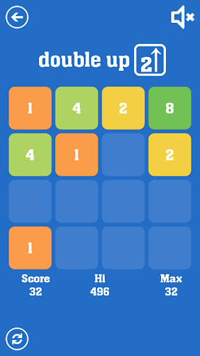 2048 - Double Up