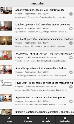 【免費商業App】Annonce Belgique-APP點子