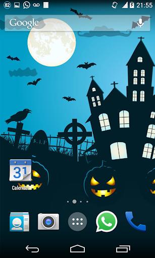 Halloween HD Live Wallpaper 10