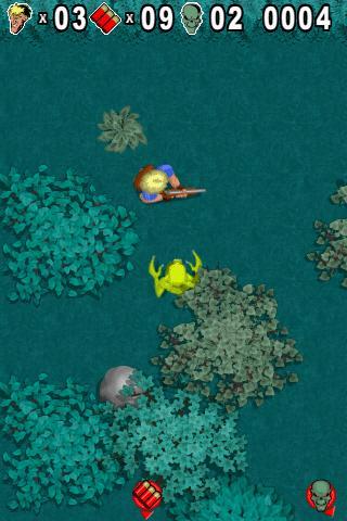 Crazy Hunter- screenshot
