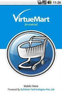 VirtueMart For Android - screenshot thumbnail