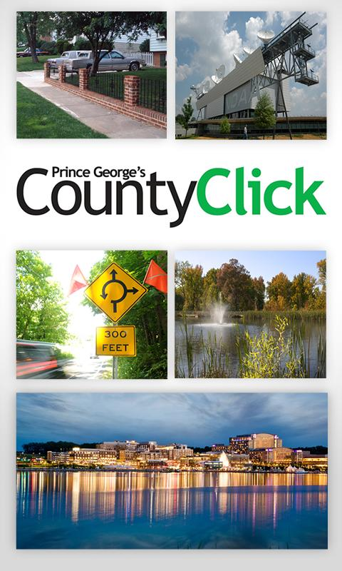 CountyClick - screenshot