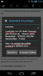 Schweiz Online Zeitungen - screenshot thumbnail