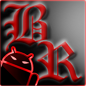 BloodRed Icon Pack