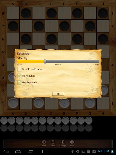Russian checkers - Shashki  screenshots 14