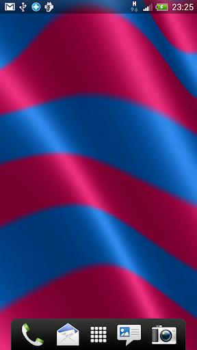 Blaugrana Flag Wallpaper