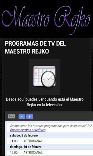 【免費娛樂App】MAESTRO REJKO-APP點子