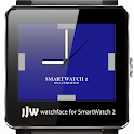 Square Clock5 for SmartWatch 2