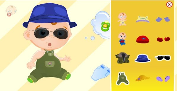My Baby Friend Free - cute toy - screenshot thumbnail