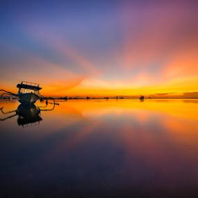 by Wisnu Taranninggrat - Landscapes Sunsets & Sunrises