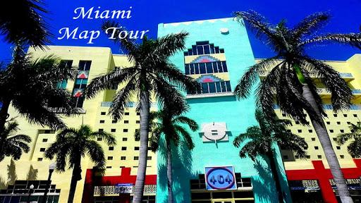 Miami Map Tour