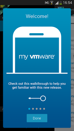 My VMware 2.5.0 screenshot 361021