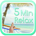 5minRelax logo