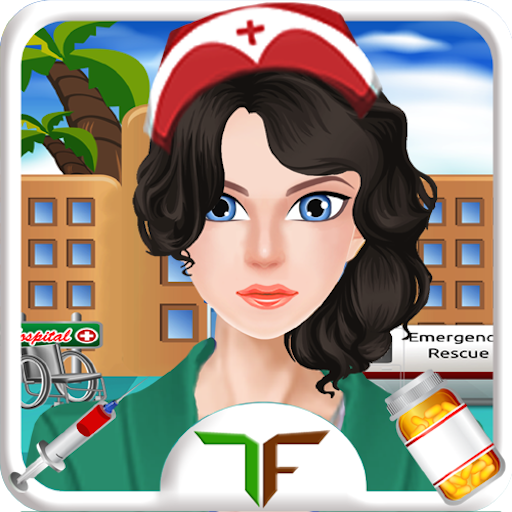 Nurse Fashion Dressup 家庭片 App LOGO-APP試玩