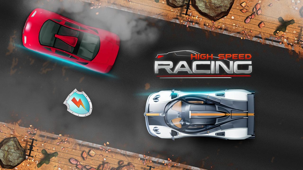 High Speed Racing- screenshot