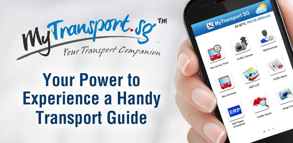 6 Transport Apps that Will Help You Move Around in Singapore