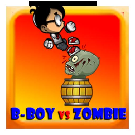 B-boy Vs Zombie