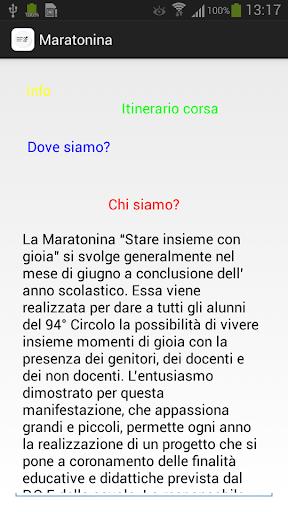 【免費教育App】Maratonina-APP點子