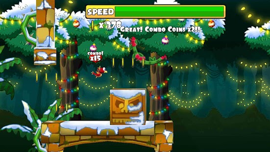 Phoenix Run Xmas Free - screenshot thumbnail