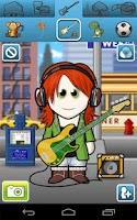 Screenshot of WeeMee