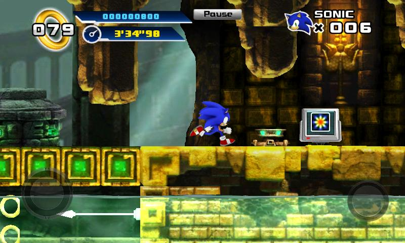 Sonic 4™ Episode I Screenshot 4