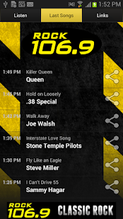 ROCK 106.9 – WCCC- screenshot thumbnail