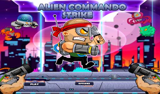 Alien Commando Strike