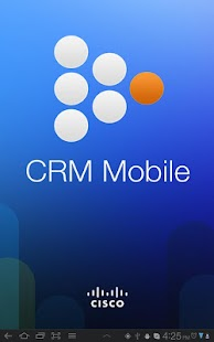 Cisco CRM Partner Mobile - screenshot thumbnail