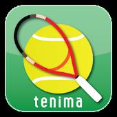 Tenima (Tennis Scoring App)