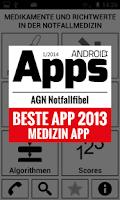 Screenshot of AGN Emergency Booklet