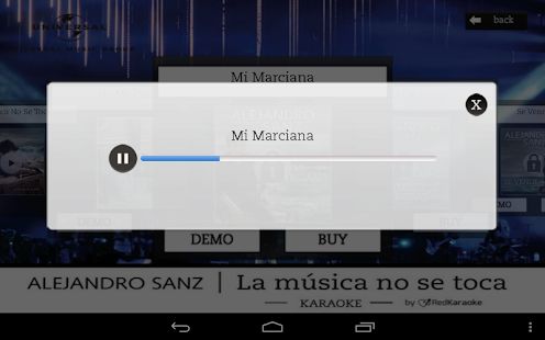Toca download no se album la musica sanz alejandro