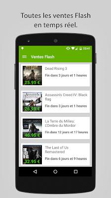 Game Cash - screenshot