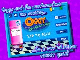 Screenshot of Oggy