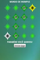 Screenshot of O Mundo de Wumpus