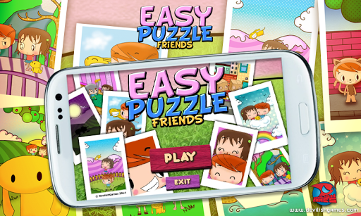 Easy Puzzle Friends