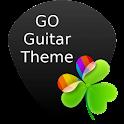 Guitar Theme GO Launcher EX logo