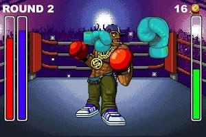 Screenshot of Beatdown Boxing