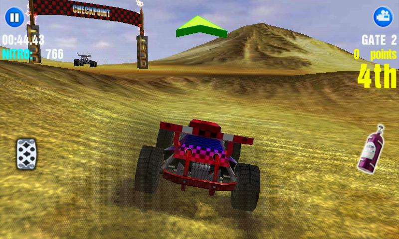 Dust: Offroad Racing - Gold - screenshot