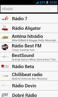 radia.sk - screenshot thumbnail