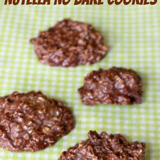 Nutella No Bake Cookie Recipe