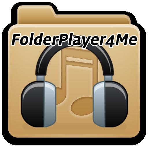 FolderPlayer4Me(Music Player) 音樂 LOGO-玩APPs